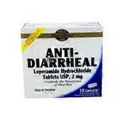 Best Choice Anti-Diarrheal Caplets