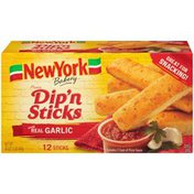 New York Bakery Pizzeria Dip'n Sticks with Real Garlic