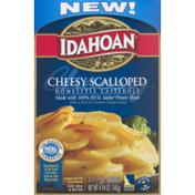 Idahoan Cheesy Scalloped Homestyle Potato Casserole