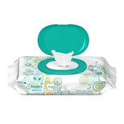 Pampers Sensitive Wipes 1x Travel Pack 64 Count