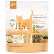 Freshpet Vital Grain Free Chicken & Whitefish Fresh Cat Food
