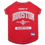 Pet First Large NBA Houston Rockets Dog T Shirt