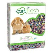 Carefresh Confetti Complete Natural Paper Bedding for Small Pets