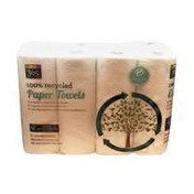 365 100% Recycled Paper Towels