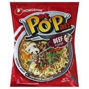 Nongshim Pot or Pan, Beef Flavor