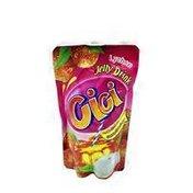 Cici's Lychee Jelly Juice