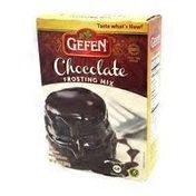 Gefen Chocolate Frosting Mix