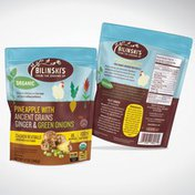 Bilinski's Organic Pineapple With Ancient Grains Ginger & Green Onions Chicken Meatballs