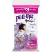 Pull-Ups Girls' Potty Training Pants, 3T-4T