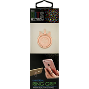 Bytech Ring Grip with Built-In Stand, Universal
