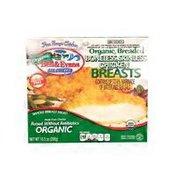 Bell & Evans Organic Gluten Free Breaded Chicken Breast