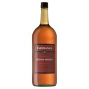 Fairbanks Cream Sherry Dessert Wine