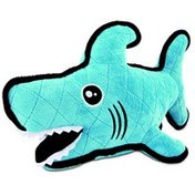 """Leaps & Bounds 9"""" Playtime Pal Rubber Plush Anchor Dog Toy"""