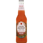 Angry Orchard Hard Cider, Rose