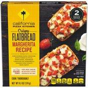 California Pizza Kitchen Crispy Flatbread Margherita Recipe