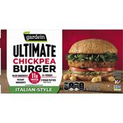 Gardein Burger, Chickpea, Italian-Style