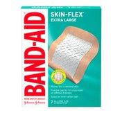 Band-Aid Brand Skin-Flex Adhesive Bandages, All One Size, Extra Large