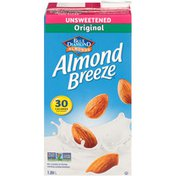 Almond Breeze Unsweetened Original Almond Beverage