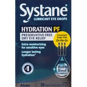 SYSTANE Eye Drops, Lubricant, Hydration PF