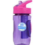 Cool Gear Tumbler, Quorra, with Freezer Stick, 12 Ounce