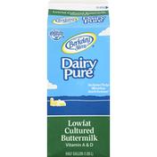 Berkeley Farms Buttermilk, Cultured, Lowfat, 1% Milkfat