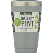 Reduce Insulated Pint, 16 Ounce