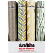 "Duraflame 11"" Long-Stem Decor Matches"