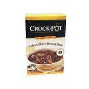 Crock Pot Cuban Black Bean & Pork Delicious Dinners