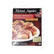Michael Angelo's Chicken Bruschetta