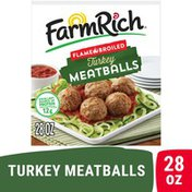 Farm Rich Turkey Meatballs