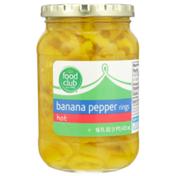 Food Club Hot Banana Pepper Rings