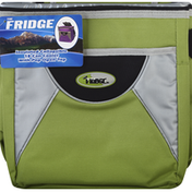 Fridge Cooler, Insulated, Collapsible, 18-Can, with Pop Open Top