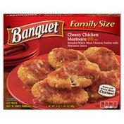 Banquet Cheesy Chicken Marinara Dinner