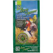 Green Pet Products Incorporated Aspen Supreme Pellets Pet & Bird All Natural Litter/Bedding