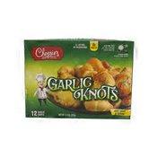 Chopsie's Garlic Knots