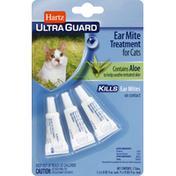 Hartz Ear Mite Treatment, for Cats