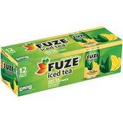 Fuze Iced Tea Half Tea Half Lemonade