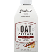 Elmhurst Oat Creamer, Chai Spice