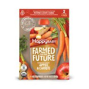 Happy Baby Apples & Carrots