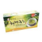 Surasang Korean Tea Green Tea With Roasted Brown Rice