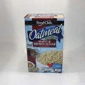 Food Club Instant Sugar Free Oatmeal