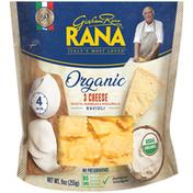 Giovanni Rana Ravioli, Organic, 3 Cheese