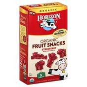Horizon Organic Fruit Snacks, Strawberry
