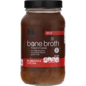 Food Lion Bone Broth, Gluten Free, Beef, Jar