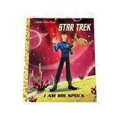 Golden Books I Am Mr. Spock Harcover