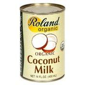 Roland Foods Coconut Milk, Organic