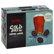 Saranac Beer, Vienna Lager, Cold Brew Coffee Lager