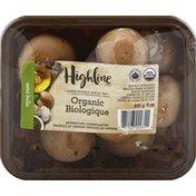 Highline Mushrooms Mushrooms, Organic, Mini