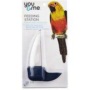You & Me Bullet Bird Feeding Station