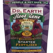 Dr. Earth Fertilizer, Premium, Starter